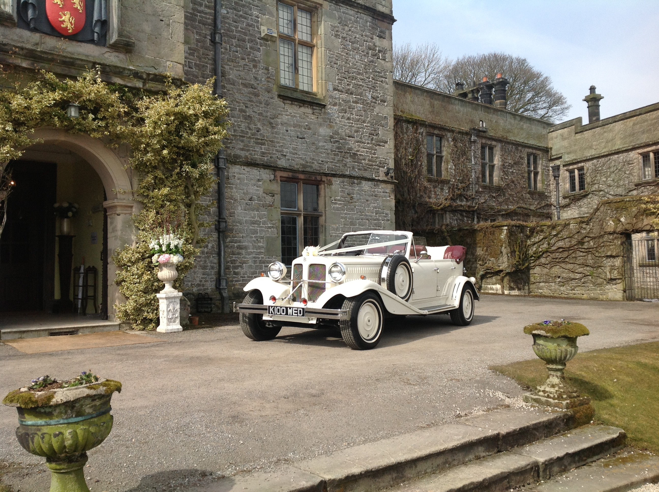 Elanor At Tissington Hall