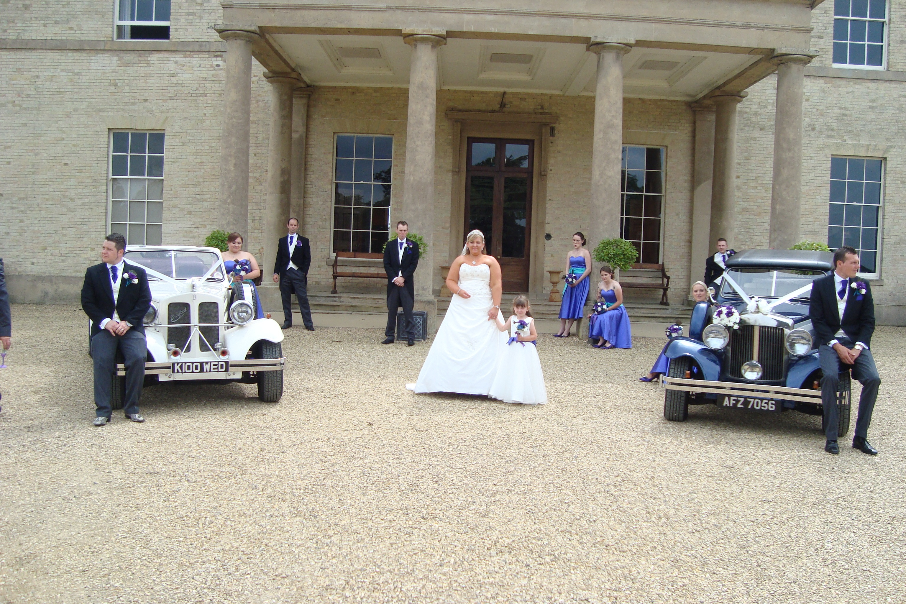 Elanor & Evie At Stubton Hall